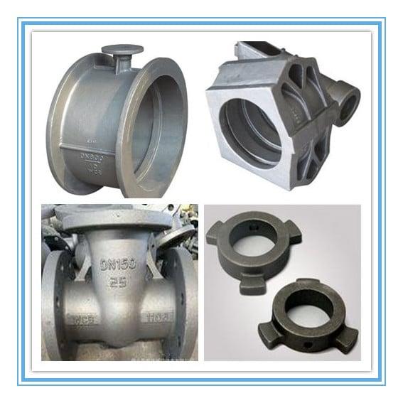 Carbon Steel Casting 1