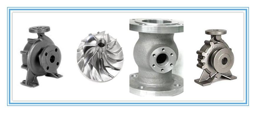pump-casting-parts