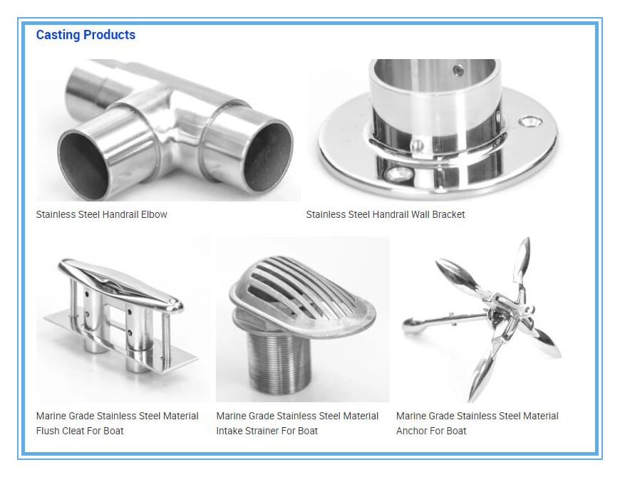 316-Stainless-Steel-Casting-Marine-Castings