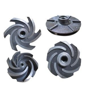 Impeller-castings