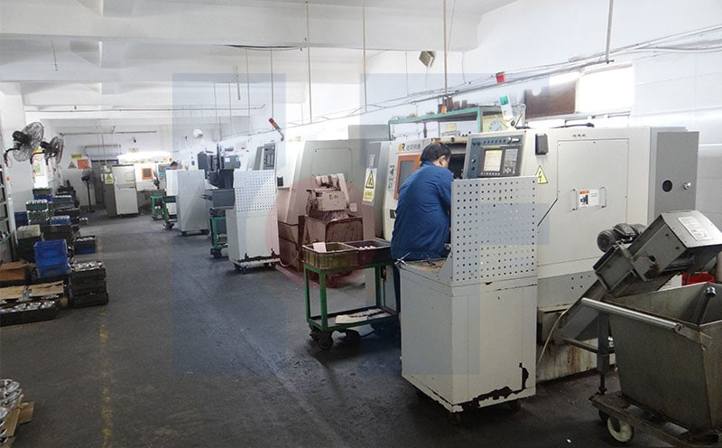 Machining-workshop