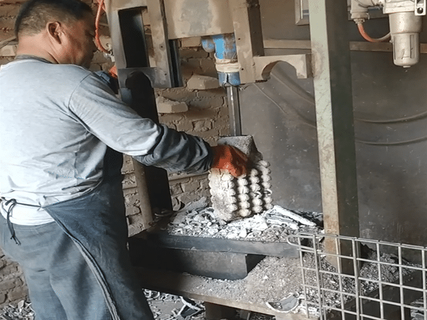 Investment Casting Process 5