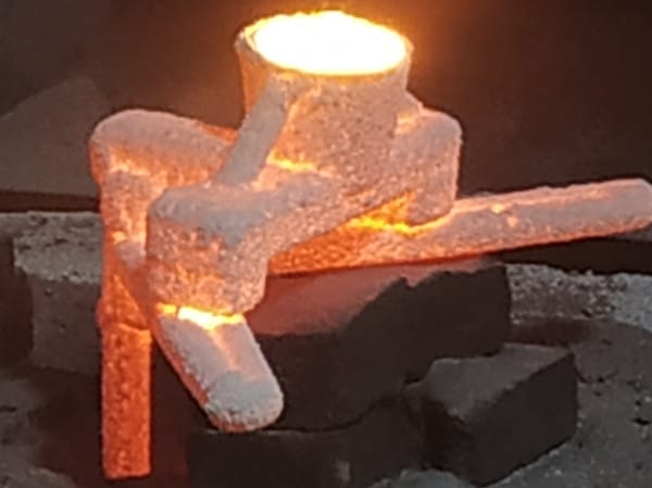 Investment Casting Process 4