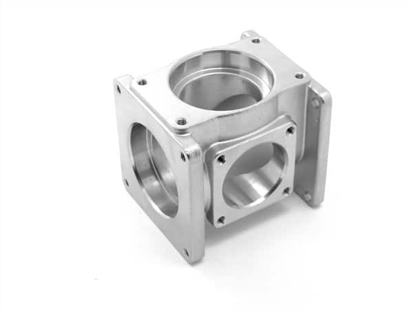 What is machining investment casting 1