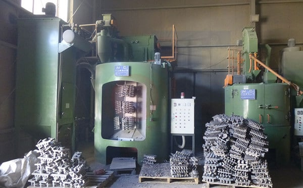 Investment Casting Process 7