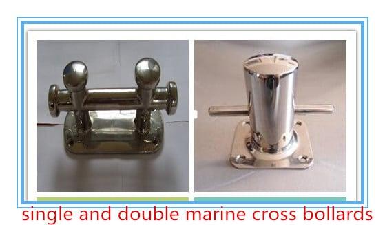 single-double-marine-cross-bollards