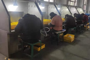 Stainless steel investment casting 8
