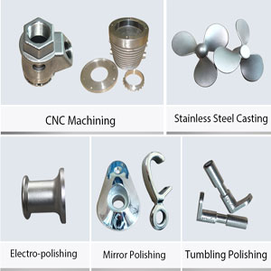 Advantages of Investment Casting 1
