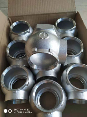 Stainless Steel Pipe Fitting Supplier 1