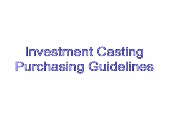 Purchasing Guidelines 1